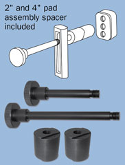 Wixson Hip Positioner Accessories