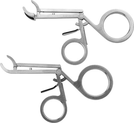 Bush Small Bone Reduction Forceps