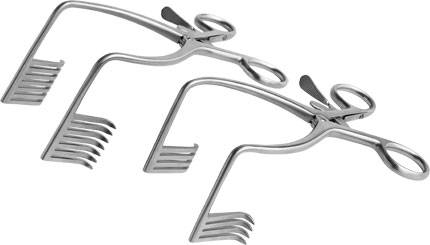Spine/Trauma Deep Tissue Retractor