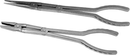 Extended Double Action Pliers