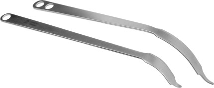 Long Curved Hohmann Retractors — Narrow