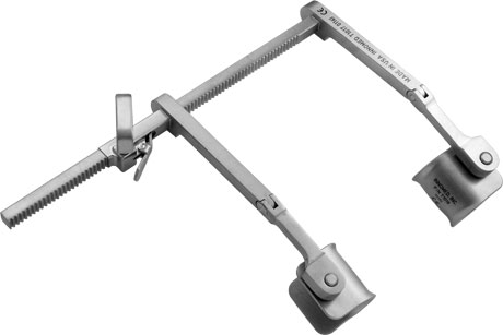 Kolbel Self-Retaining Retractor