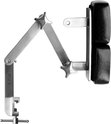 Multi-Adjustment Hip Positioner